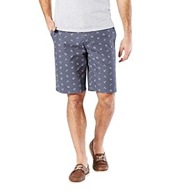 Dockers® Men's Flat Front Anchor Shorts