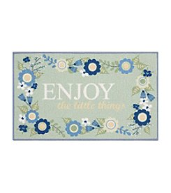 Nourison Essential Elements Enjoy Accent Rug