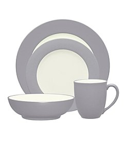 Noritake Colorwave 4-Pc. Slate Place Setting