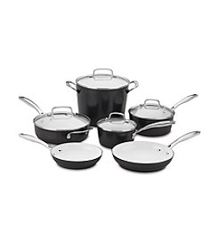 Cuisinart® Elements 10-pc. Pro-Induction Non-Stick Cookware Set