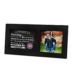 Kindred Hearts MLB® Chicago Cubs Cheer Photo Frame