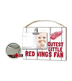 Kindred Hearts NHL® Detroit Red Wings Fan Baby Frame