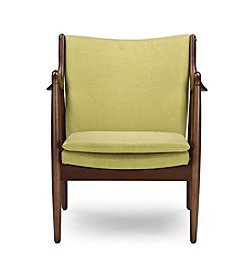 Baxton Studios Shakespeare Accent Chair