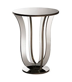 Baxton Studios Kylie Mirrored Accent Table