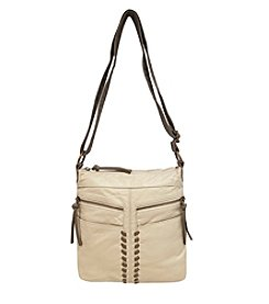 GAL Pearlized Washed Crossbody
