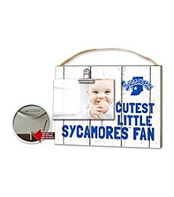 Kindred Hearts NCAA® Indiana State Sycamores Baby Clip Frame
