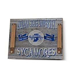 Kindred Hearts NCAA® Indiana State Sycamores Vintage Tray