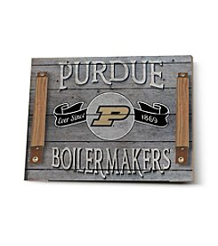 Kindred Hearts NCAA® Purdue Boilermakers Vintage Tray
