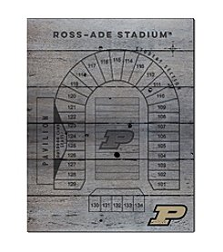 Kindred Hearts NCAA® Purdue Boilermakers Stadium Pallet