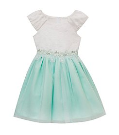 Rare Editions® Girls' 2T-6X Organza Dress