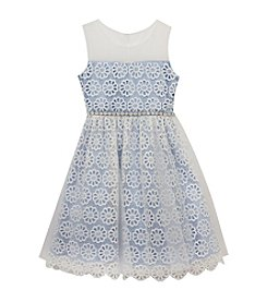 Rare Editions® Girls' 4-6X Lace Dress