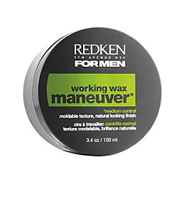 Redken® Maneuver Working Wax For Men