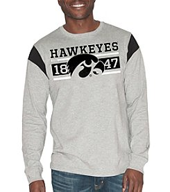 G-III NCAA® Iowa Hawkeys Men's Receiver Long Sleeve Tee