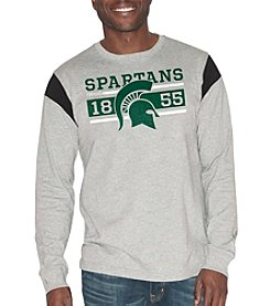 G-III NCAA® Michigan State Spartans Men's Receiver Long Sleeve Tee