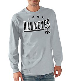 G-III NCAA® Iowa Hakeyes Men's Playbook Long Sleeve Tee