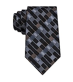 Kenneth Cole® Men's Park Stone Geo Tie