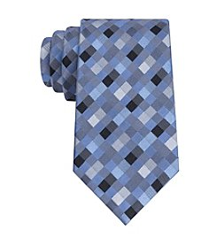Kenneth Cole® Men's Mosaic Geo Tie