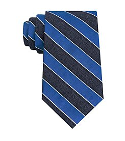 Tommy Hilfiger® Men's Denim Bar Stripe Tie
