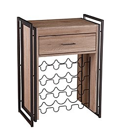 Southern Enterprises Alyssa Wine Storage Table