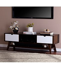 Southern Enterprises Dabney Mid-Century Modern Media Stand