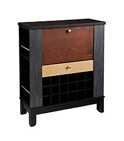 Southern Enterprises Warren Wine/Bar Cabinet