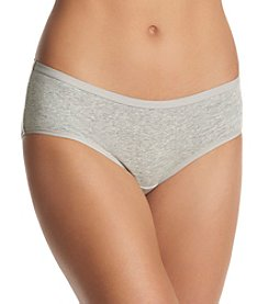 Relativity® Plus Size Tailored Hipster Panties