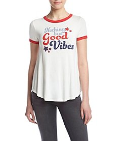 Eyeshadow® Good Vibes Tee