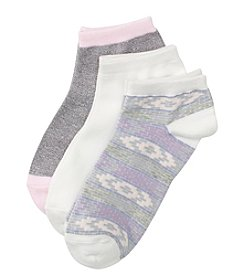 Relativity® 3-Pack Socks