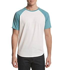 John Bartlett Consensus Men's Reverse Siro Raglan Short Sleeve Tee