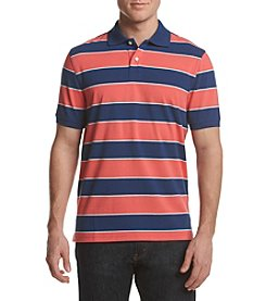 John Bartlett Consensus Men's Classic Fit Rugby Stripe Polo