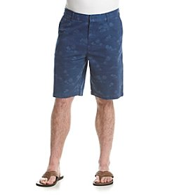 John Bartlett Consensus Men's Printed Flat Front Shorts