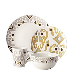 Rachael Ray® Ikat 16-pc. Dinnerware Set  sc 1 st  Bon-Ton : rachael ray dinnerware sets - pezcame.com
