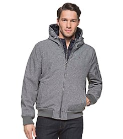 Tommy Hilfiger® Men's Big & Tall Softshell Hooded Jacket