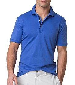 Chaps® Men's Pima Cotton Short Sleeve Polo