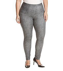 MICHAEL Michael Kors® Plus Size Stingray Print Leggings