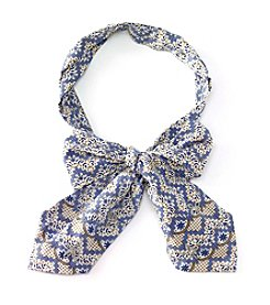 Collection 18 Nouveau Floral Bowtie