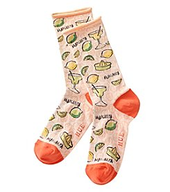 HUE® Margarita Socks
