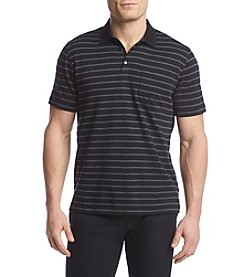 Van Heusen® Men's Liquid Cotton Stripe Polo