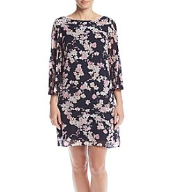 Jessica Howard® Floral Shift Dress