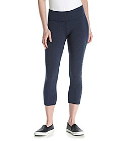 Calvin Klein Performance Logo Crop Leggings