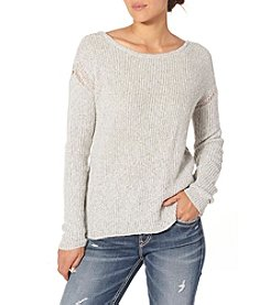 Silver Jeans Co. Open Detail Sweater