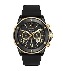 Bulova® Men's Marine Star Chronograph Watch
