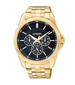 Citizen® Men's Goldtone Stainless Steel Watch