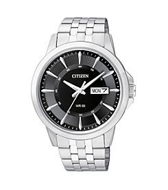 Citizen® Men's Everyday Stainless Steel Watch