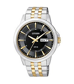 Citizen® Men's Two-Tone Stainless Steel Watch