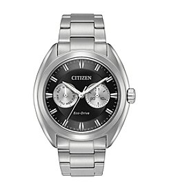 Citizen® Men's Eco-Drive Stainless Steel Paradex Watch
