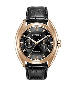 Citizen® Men's Eco-Drive Rose Goldtone Paradex Watch
