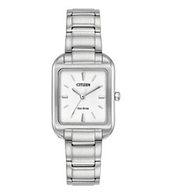 Citizen® Women's Eco-Drive Stainless Steel Chandler Watch