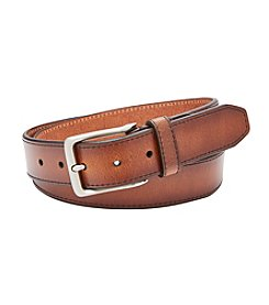 Fossil® Men's Griffin Belt Cognac