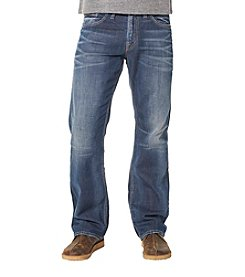 Silver Jeans Co. Men's Zac Relaxed Jeans